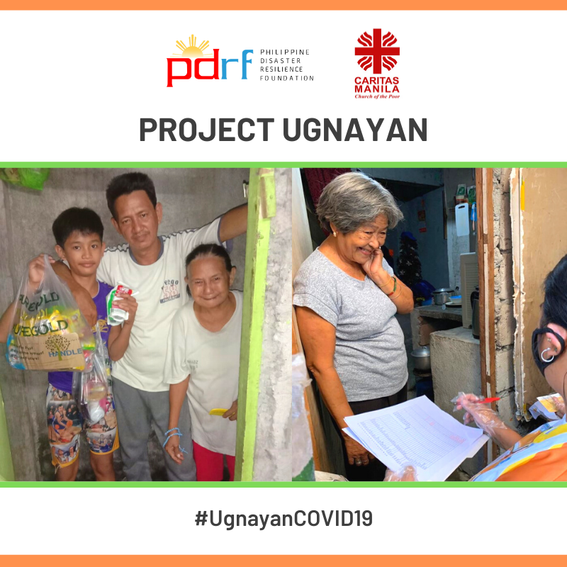"Business groups raise 1.5 Billion to help Metro's urban poor under ""Project Ugnayan"" initiative"