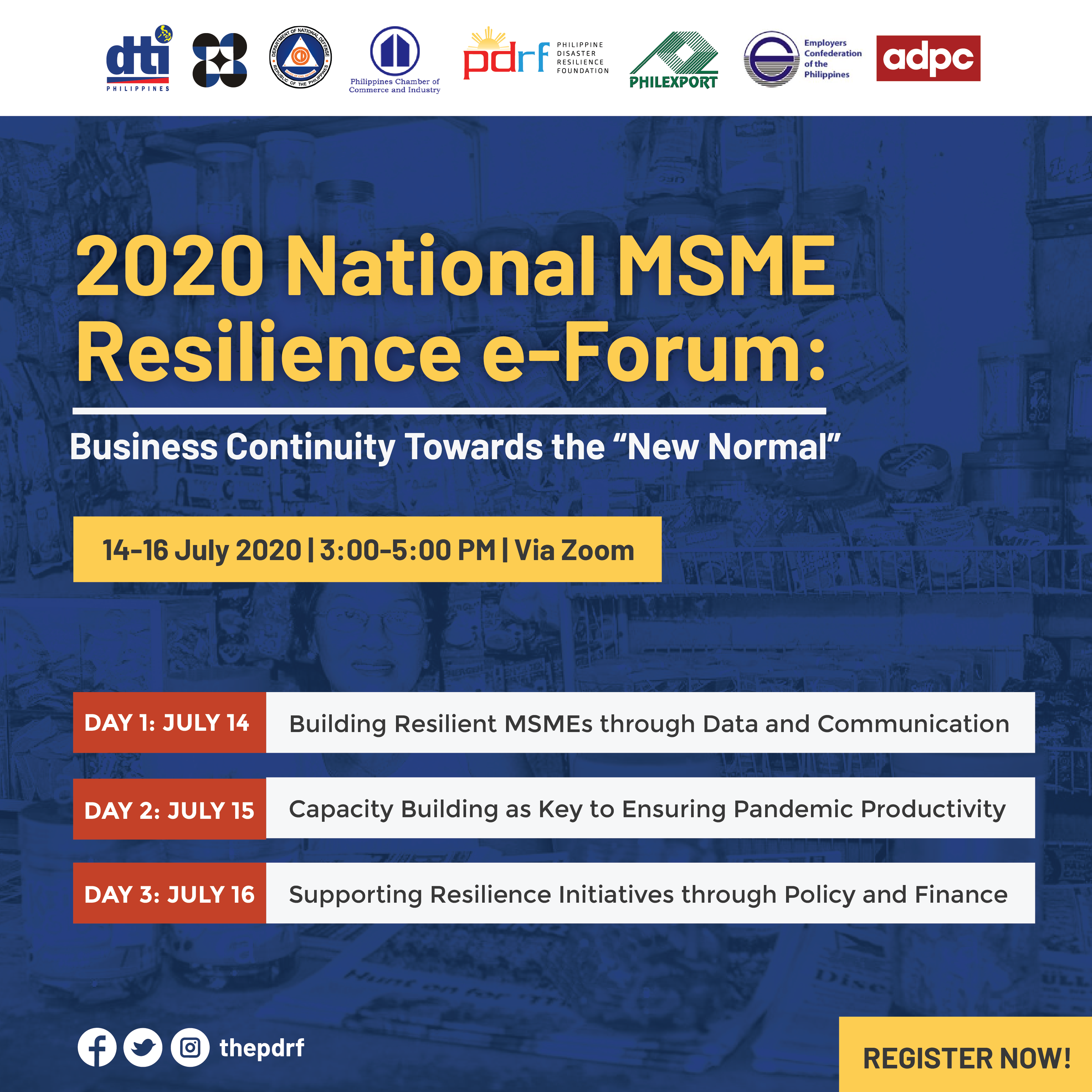 Online programs, recovery tools for pandemic-affected enterprises highlighted during MSME Week